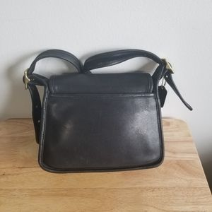 Coach Bags - COACH Legacy Crossbody 9061 Black Leather Bag